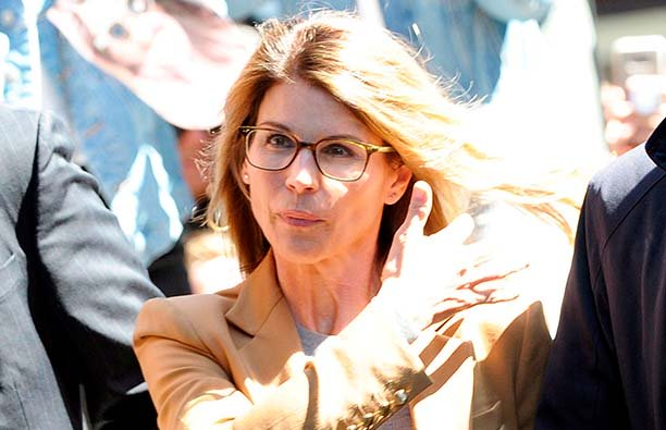 Lori Loughlin Spending Christmas In Prison?